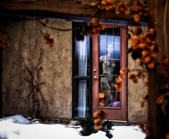 Boudoir photography Banff