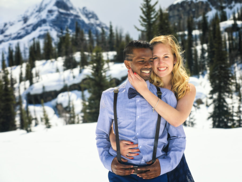 Helicopter proposal, Banff wedding photographer, Burnett Photography