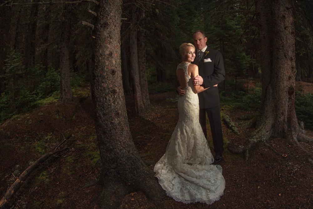 Lake Louise photograpers, Burnett Photography, Moraine Lake bridal portraits