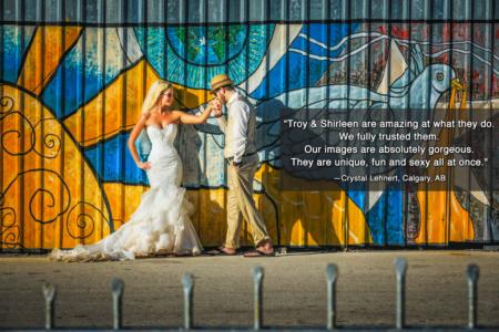 Cuba Destination wedding photograpers, Burnett Photography