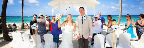 Tropical wedding, Punta Cana