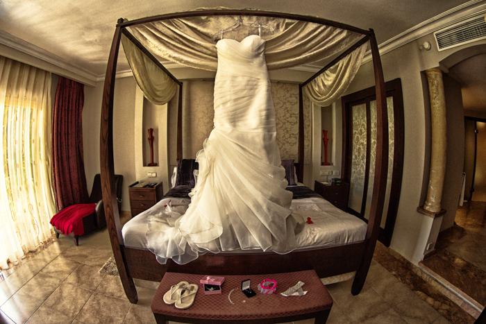 Wedding gown, Majestic Elegance,Punta Cana