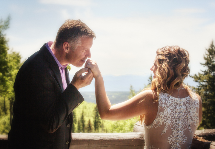 Elopement in the heart of Kananaskis
