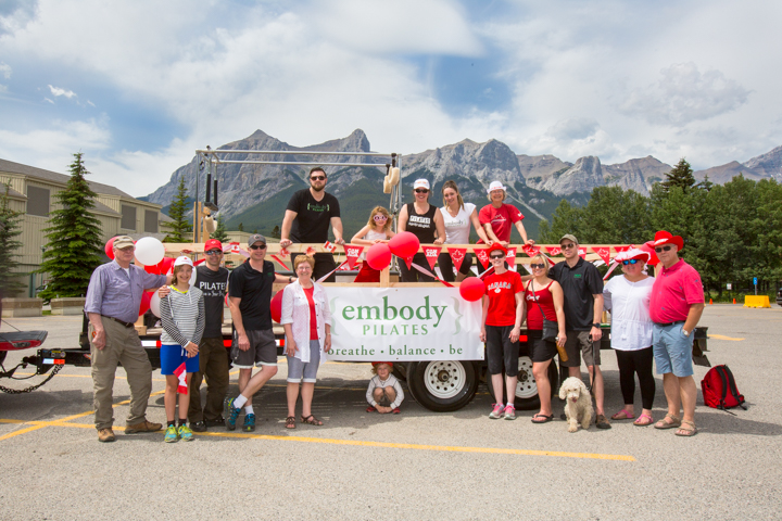 Canmore Embody Pilates