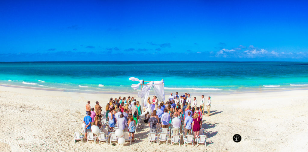 Destination Wedding, Beach Ceremony, Cayo Santa Maria, Cuba
