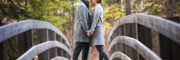 Romantic Marriage proposal ideas, Banff wedding photographers, Burnett Photography