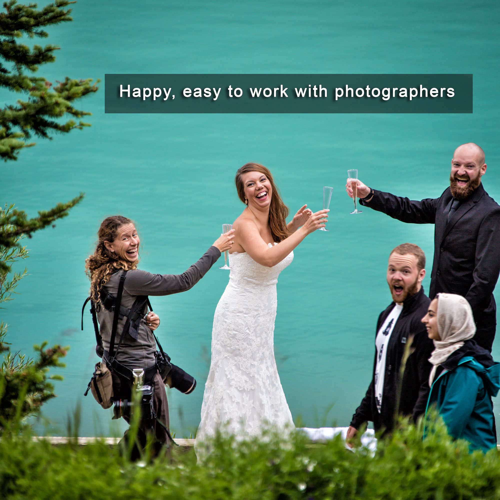 Banff wedding photographer, Shirleen Burnett