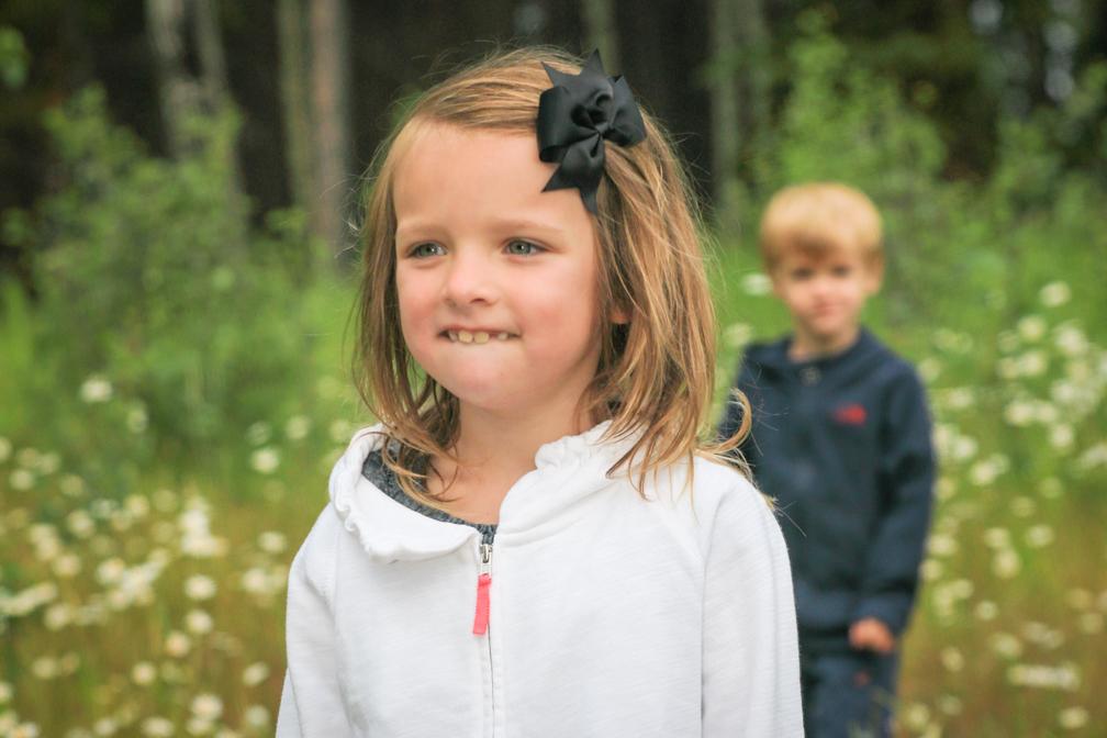 Family Portrait Photography in Banff, Johnson Lake,Banff photographer, Burnett Photography