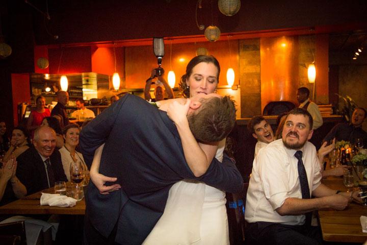 Banff Weddings: The Bison Restaurant
