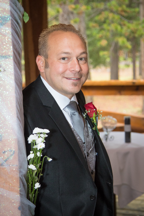 groom, wedding ceremony, Lake Louise wedding, Lake Louise wedding, Lake Louise wedding photographer, banff photographer