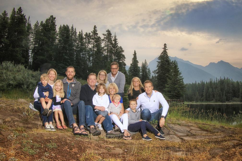 Family Portrait Photography Banff, by Banff photographer, Shirleen Burnett